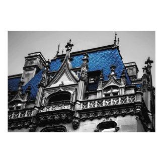Foto de la arquitectura del gótico de New York Cit