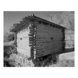 Foto de la arquitectura - molino del grano para mo posters