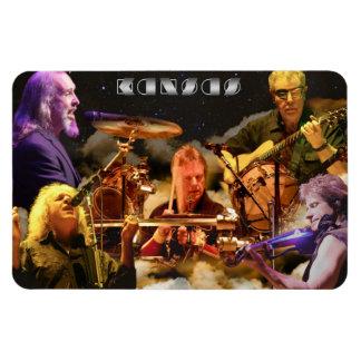 Foto de la banda de KANSAS (2012) Imán Flexible