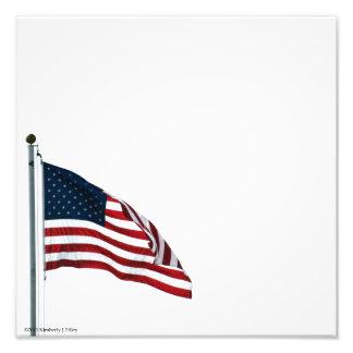 Foto de la bandera americana 2371 cojinete