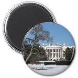 Foto de la Casa Blanca Imán Para Frigorífico