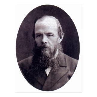 Foto de la descripción de F. Dostoevsky:    Suomi: Tarjeta Postal
