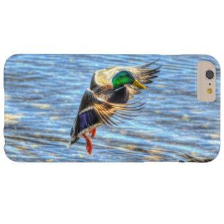 Foto de la fauna de Drake 5 del pato del pato Funda Barely There iPhone 6 Plus