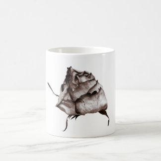 Foto de la flor - único fresco divertido taza de café