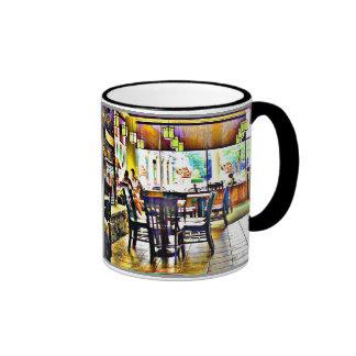 foto de la foto taza de café