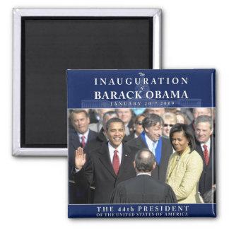 Foto de la inauguración de Obama Imán Cuadrado