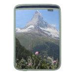 Foto de la montaña de Cervino Fundas MacBook