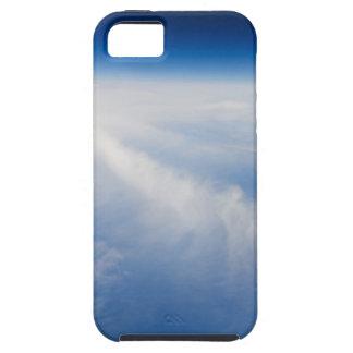 Foto de la mucha altitud de la tierra 2 iPhone 5 fundas