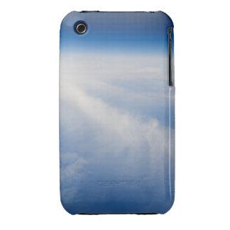 Foto de la mucha altitud de la tierra 2 iPhone 3 Case-Mate fundas