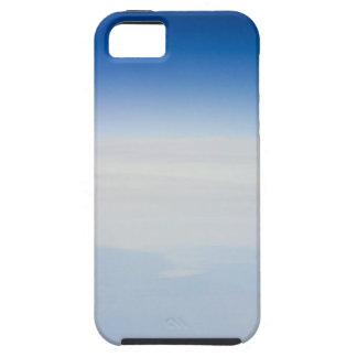 Foto de la mucha altitud de la tierra 3 iPhone 5 Case-Mate cobertura
