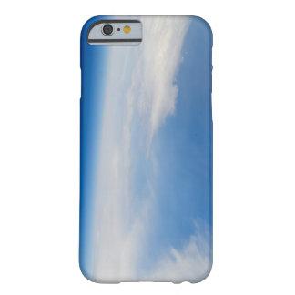 Foto de la mucha altitud de la tierra 5 funda de iPhone 6 barely there