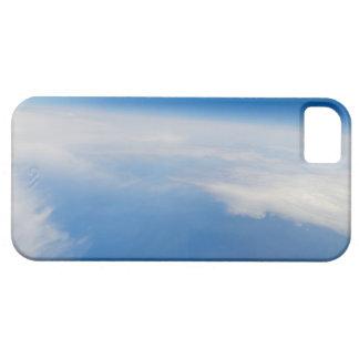Foto de la mucha altitud de la tierra 5 iPhone 5 Case-Mate coberturas