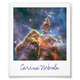 Foto de la nebulosa de Carina