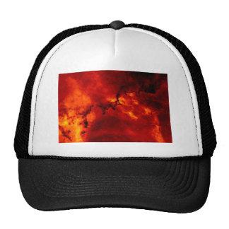 Foto de la nebulosa del rosetón gorra