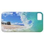 Foto de la ola oceánica del caso de Iphone 5 de Pa iPhone 5 Case-Mate Coberturas