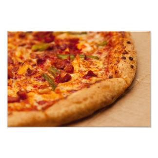 Foto de la pizza cojinete
