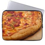 Foto de la pizza fundas computadoras