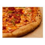 Foto de la pizza postales