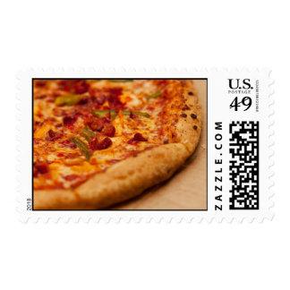 Foto de la pizza sello