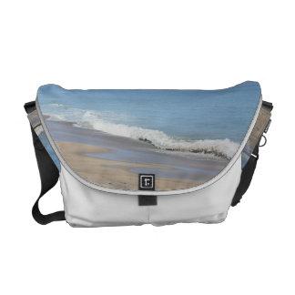 Foto de la playa bolsas de mensajeria