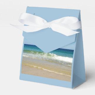 Foto de la playa caja para regalos de fiestas