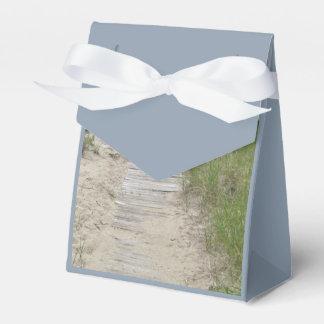 Foto de la playa cajas para regalos de fiestas