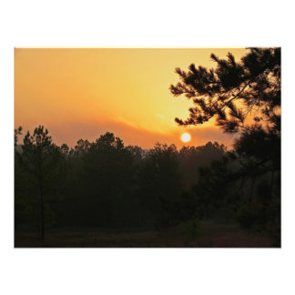 Foto de la salida del sol