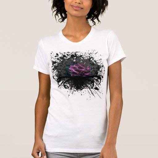 Foto de la salpicadura - modificada para camisetas