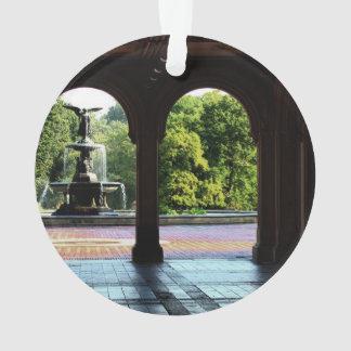 Foto de la terraza en Central Park, NYC de