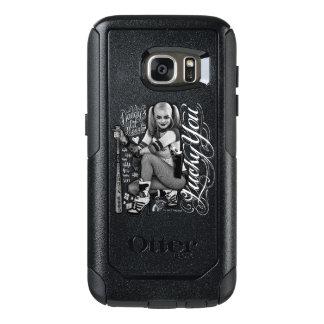 Foto de la tipografía del pelotón el | Harley Funda Otterbox Para Samsung Galaxy S7