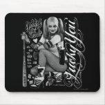 Foto de la tipografía del pelotón el | Harley Tapete De Ratón