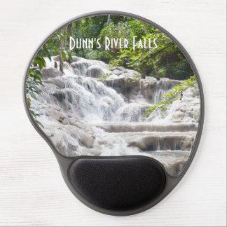 Foto de las caídas del río de Dunn Alfombrilla Gel