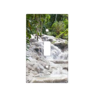 Foto de las caídas del río de Dunn del personaliza Cubiertas Para Interruptor