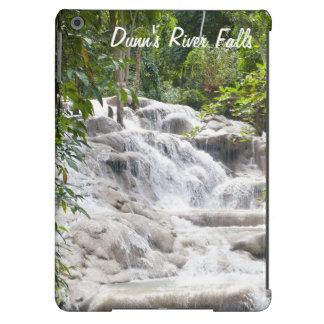 Foto de las caídas del río de Dunn del personaliza Funda Para iPad Air