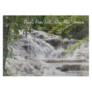 Foto de las caídas del río de Dunn del Tabla De Cortar