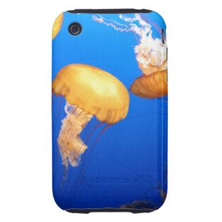 Foto de las medusas tough iPhone 3 protector