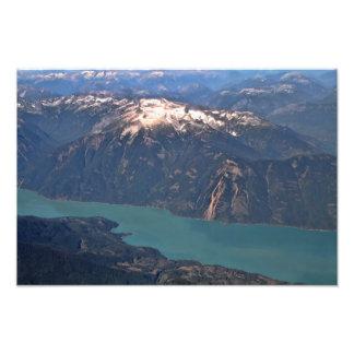 Foto de las montañas rocosas