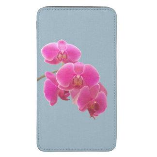 Foto de las orquídeas a pintar en azul bolsillo para galaxy s5