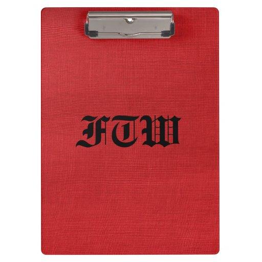 Foto de lino roja de la textura con el monograma