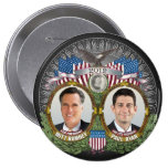Foto de Mitt Romney Paul Ryan Pin