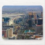 Foto de Nevada de la tira de Las Vegas Tapete De Ratones