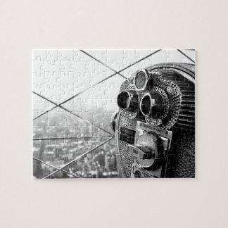 Foto de Nueva York del Empire State Building Puzzles Con Fotos