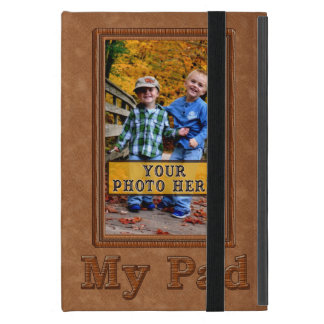 Foto de portada personalizada AIRE del iPad del iPad Mini Cárcasa