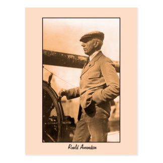 Foto de Roald Amundsen Postales