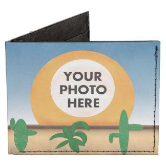 Foto de Sun del desierto Billeteras Tyvek®