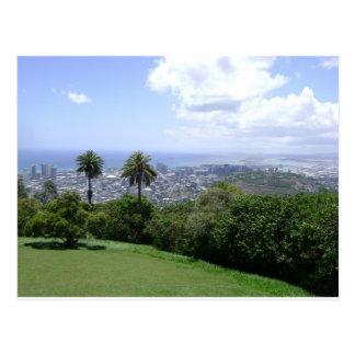 Foto de Waikiki, Oahu, Hawaii, los E.E.U.U. Postal