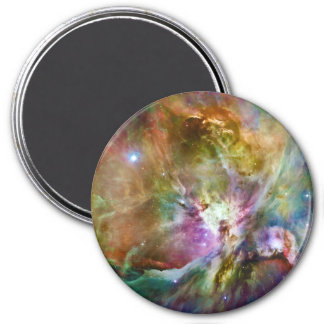 Foto decorativa del espacio de la galaxia de la imán redondo 7 cm