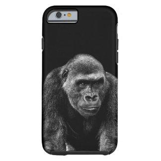 Foto del animal de la fauna del primate del mono funda de iPhone 6 tough