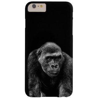 Foto del animal de la fauna del primate del mono funda para iPhone 6 plus barely there