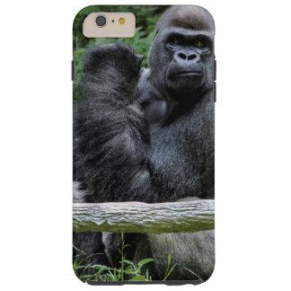 Foto del animal de la fauna del primate del mono funda para iPhone 6 plus tough